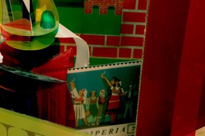 Stela Vula Postage